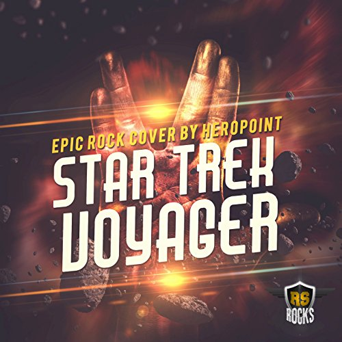 """Voyager Theme (From """"Voyager"""") (Epic Rock Cover)"""