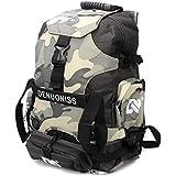 Uphig Shoulder Carry Nylon Bag Backpack Mountaineer Travel Case Box Mochila al aire libre Backpack para DJI INSPIRE 1