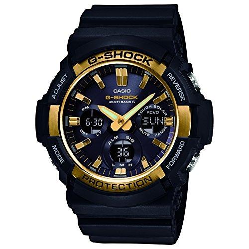 e308d4f1fc55 Casio Mens Analogue-Digital Quartz Watch with Resin Strap GAW-100G-1AER
