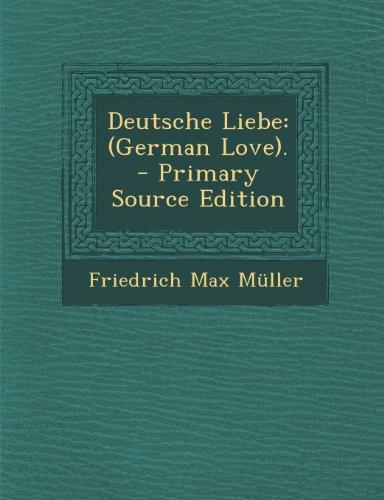 Deutsche Liebe: (German Love).