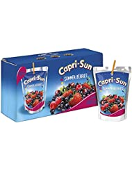 Capri- Sun Summer Berries Drink, 10 x 200 ml