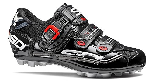 Sidi MTB Eagle 7 Fahrradschuhe Damen black/black 2017 Mountainbike-Schuhe
