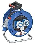 Brennenstuhl 1132826Kabeltrommel 25m Serie GARANT ST CEE-Stecker 2x CEE IP67