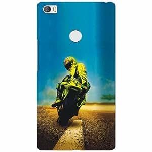 Printland Xiaomi Mi Max Back Cover