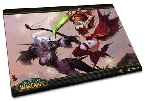 World Of warcraft Fragmat Mouse Pad Ancient (World Of Warcraft Mouse Pad)