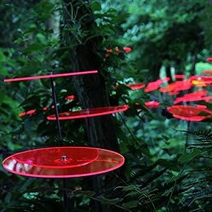 Cazador-del-sol® tres 3er-Set rot von Cazador-del-Sol bei Du und dein Garten
