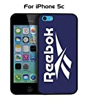 Reebok Brand Logo Case For Iphone 5 °C Protective Case – Anti Scratch Dust Proof Tough Creative Unique Pattern Protective Case Cover for iPhone 5 °C