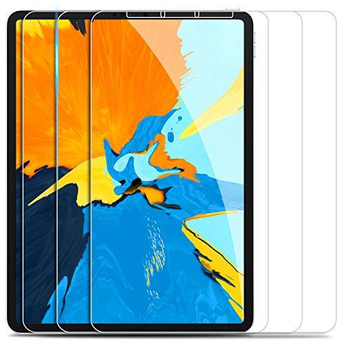 Yocktec Schutzfolie für ipad pro 11 2018, Premium Crystal HD klar Kratzfest Displayschutzfolie Folie für Apple ipad pro 11 Zoll 2018 Tablet(3 Packung)