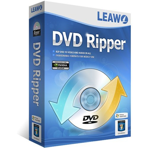 Leawo DVD Ripper Vollversion (Product Keycard ohne Datenträger)