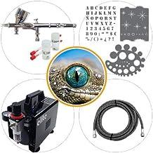 Kit de Aerografía 015b Nivel Medio