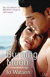 Burning moon (French Edition)
