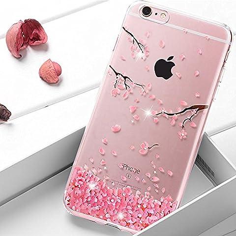 iPhone 6S Plus Silicone Coque,iPhone 6S Plus (Not Pour iPhone