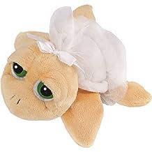 Lil Peepers 14187 Pebbles - Tortuga de peluche vestida de novia (25,