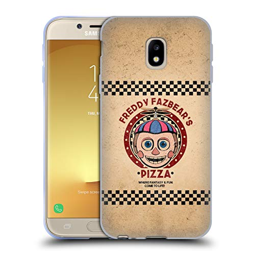 Official Five Nights At Freddy's Balloon Boy Freddy Fazbear's Pizza Soft Gel Case for Samsung Galaxy J3 (2017)