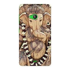 Jai Ganesha Back Case Cover for Lumia 535