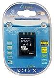 #10: EEPOWER Digital Camera Battery for Olympus LI 10B