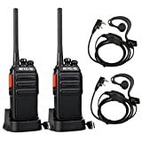 Retevis RT24 Walkie Talkie Recargable PMR446 sin Licencia 16...