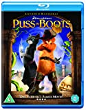 Puss In Boots [Blu-ray] [Region Free]