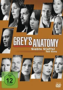 Grey's Anatomy: Die jungen Ärzte - Siebte Staffel, Teil Eins [3 DVDs]