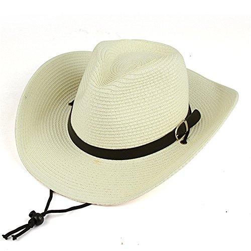 083e082030cd05 AdorabFitting-Cap Cappello Cappellino Hat cap Visiere Cappello da Cowboy da  Uomo Donna Spiaggia Cappello