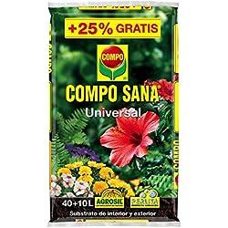 Substrato Universal Sana 40+10L Gratis