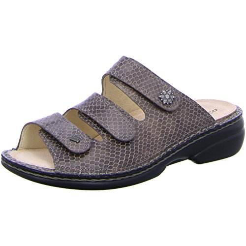 Finn Comfort  Menorca-Soft, sandales femmes Taupe