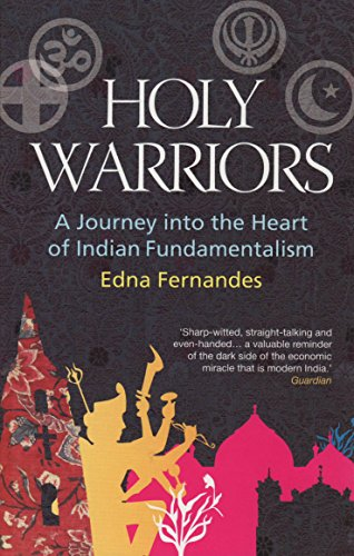 Holy Warriors: A Journey into the Heart of Indian Fundamentalism por Edna Fernandes