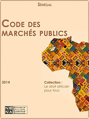 Code des Marchés Publics