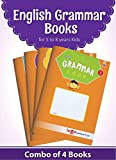 English Grammar Books for 5 to 8 year Kids (Combo of 4 English Grammar Books)
