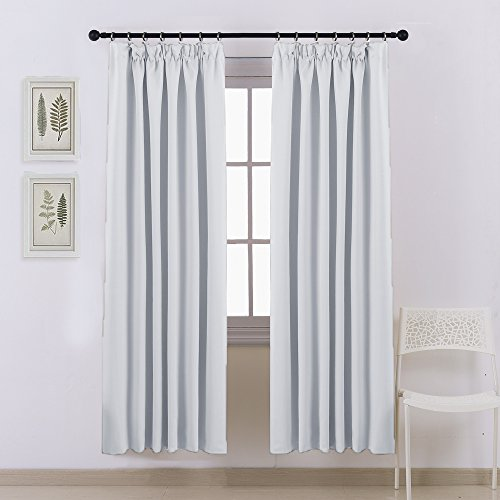 Noise reducing curtains noise cancelling window treatment for Bathroom noise cancellation