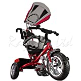 Kiddo 2016 Rouge Smart Design 4-en-1 Tricycle pour enfants...