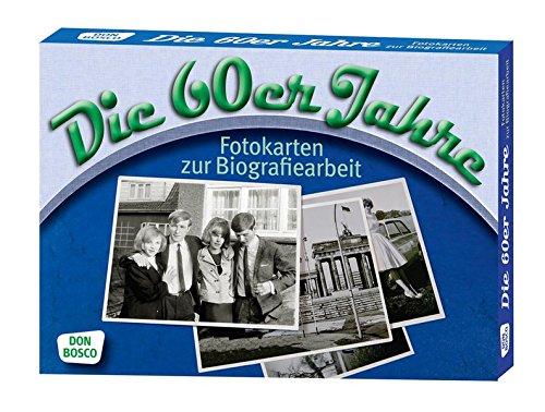 Die 60er Jahre. Fotokarten zur Biografiearbeit (Fotokarten zur Biografiearbeit / Demenz (9 x 13 cm)) par Margarita Hense