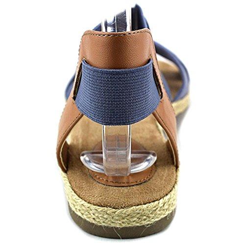 Giani Bernini Colbey Toile Sandale Denim Blue