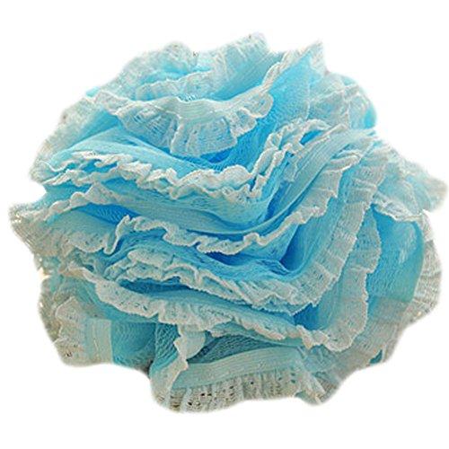 Ensemble de 2 mou bille de bain / boule de bain lush, Bleu