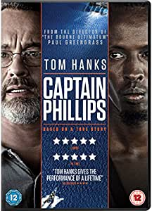Captain Phillips [DVD] [2013]