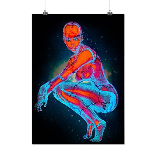 avenir-cyborg-corps-humain-robot-matte-glace-affiche-a1-84cm-x-60cm-wellcoda