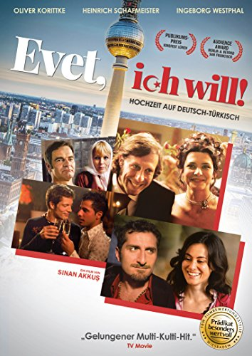 Evet, Ich will! Cover
