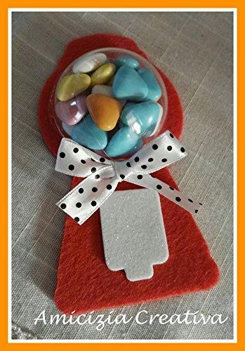 Distributore caramelle bomboniera