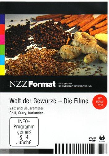 Preisvergleich Produktbild Welt der Gewürze - Die Filme - NZZ Format