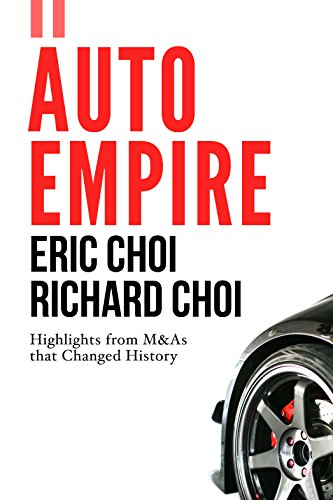 Ma Motor (Auto Empire: Highlights from M&As that Changed History (English Edition))