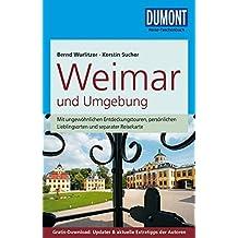 DuMont Reise-Taschenbuch Reiseführer Weimar und Umgebung: mit Online-Updates als Gratis-Download