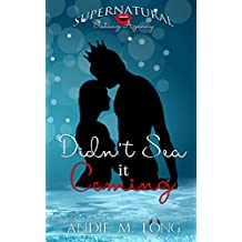 Didn't Sea it Coming (Supernatural Dating Agency Book 5)