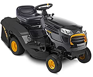 McCulloch M115-77TC Hydro 344 cc Petrol Ride on Tractor with Integrated Collection-Black