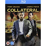 Collateral - Exklusiv Limited Steelbook Centenary Edition (Play.com) (inkl. Backcover / Innendruck mit Deutscher Tonspur) - Blu-ray