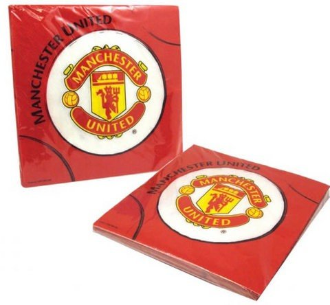 manchester-united-football-club-party-tovaglioli-20-pezzi-994770