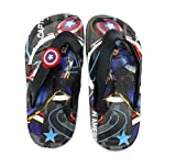 #3: TeeniTiny House Slippers & Flip-Flops for Kids Boys Girls Baby(18 Months Old to 3.5 Years Old)