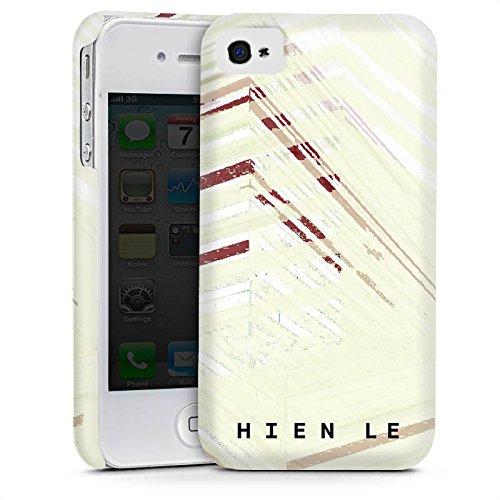 Apple iPhone 5s Housse Étui Protection Coque HIEN LE Fashion Mode Cas Premium mat