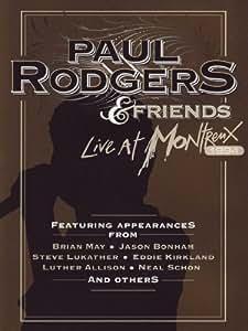Paul Rodgers & Friends Live At Montreux 1994 [UK Import]