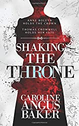 Shaking the Throne (Queenmaker Series)