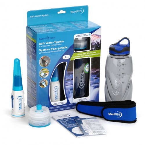 steripen-purificatore-dacqua-tascabile-uv-classic-system-pack-with-bpa-free-water-bottle-and-pre-fil